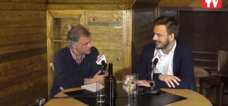 Parlamentarias 2017, Entrevista con el Candidato a Diputado EVOPOLI Luis Larraín Stieb